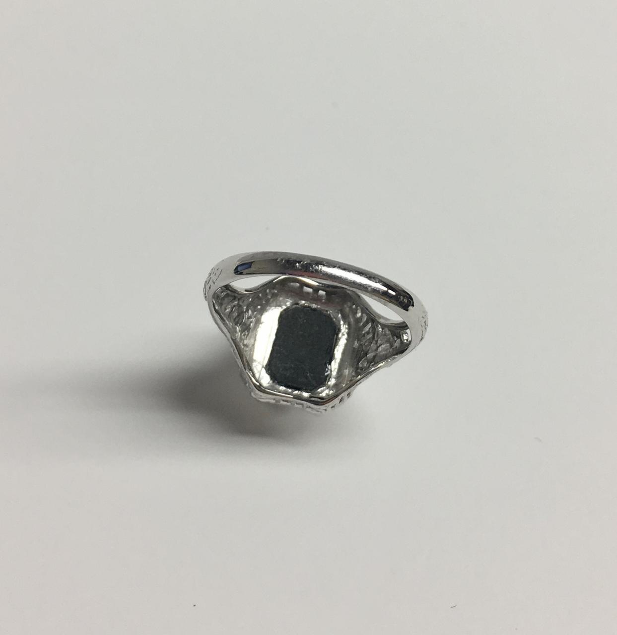 2 Carats Moonstone Ring