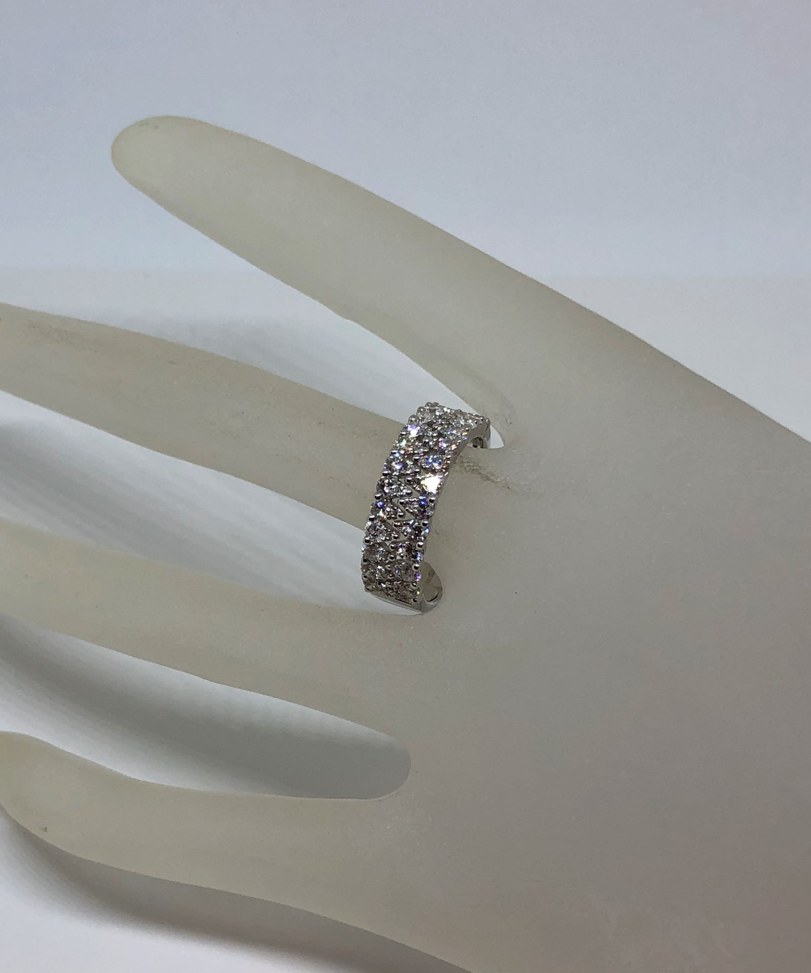 1 Carat Eternity Diamond Band
