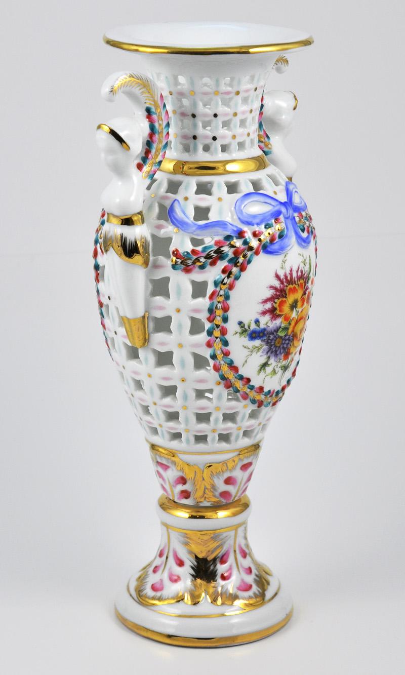 Elegant Chinese Porcelain Vase